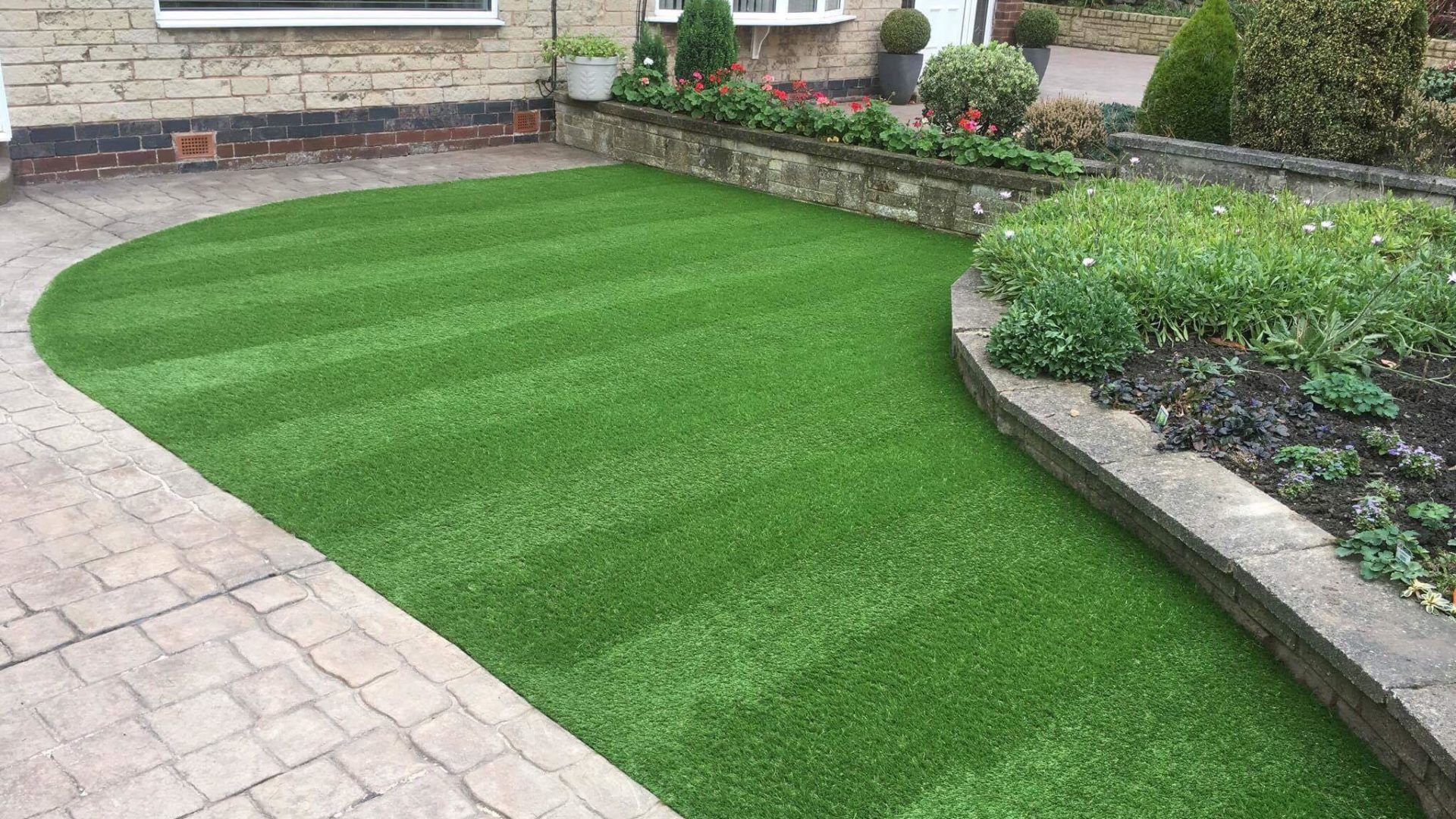 Easy Grass UK – Artificial Grass Installers in Chesterfield